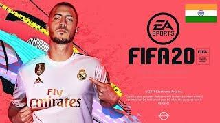 FIFA 20 | New Volta GamePlay | Ultimate Team | Live Stream India.