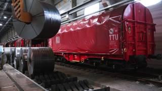 DB Cargo: Coiltransporter erfolgreich weiterentwickelt