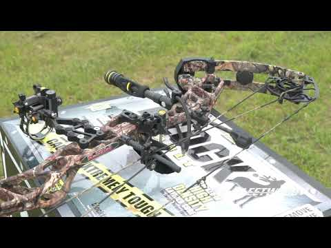 2019 Compound Bow Test & Review: PSE Evoke 31 - YouTube