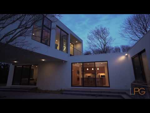 Turn Key Modern Home in Amagansett, New York -- Lifestyle Production Group