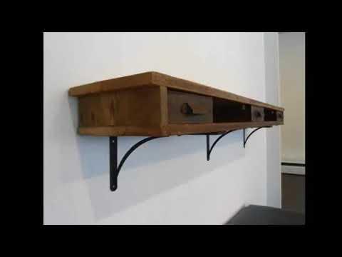 Shelving Brackets - Shelf Brackets Decorative Metal | Modern Wooden & Metal Best Pics