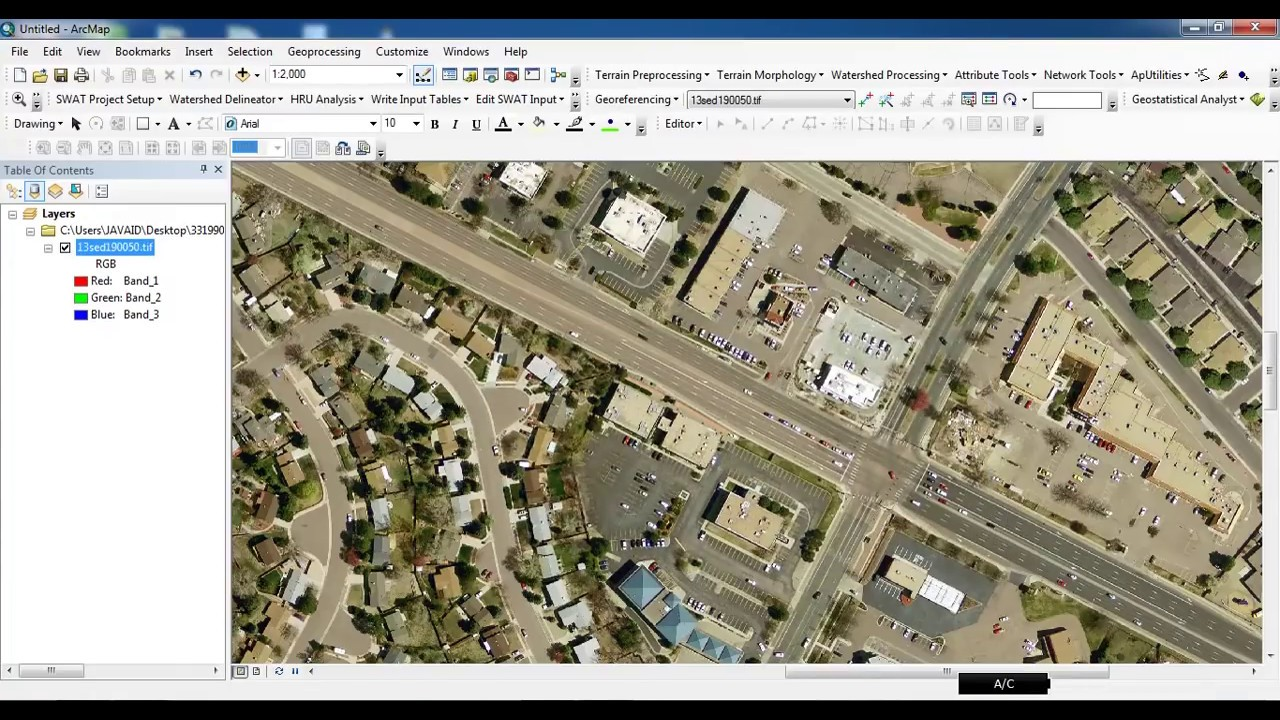 arcswat for arcgis 10.1 free download