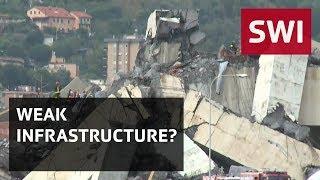 Swiss investigate cause of deadly bridge collapse