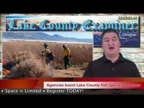 Lake County Flash: Friday, January 12, 2018