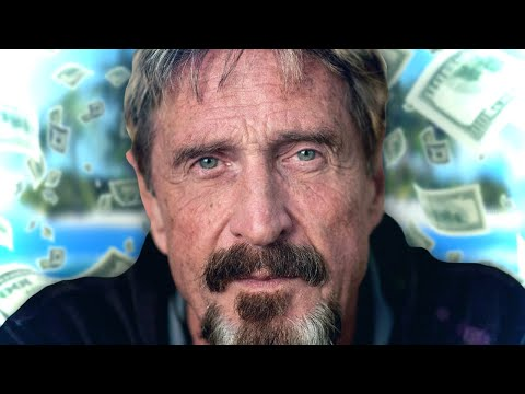 From Millionaire to Madman | The Story of John McAfee