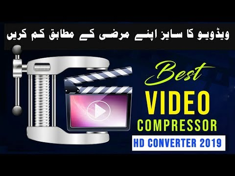 Best Video Converter 2019 - Compressed Videos Without Losing Quality Free Video Compressor