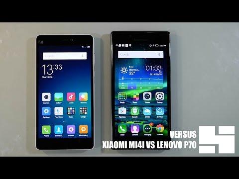 Xiaomi Mi4i vs Lenovo P70 Indonesia