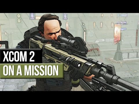 [UNCUT] XCOM 2 Playthrough - The Roof is on Fire! (ep.3)