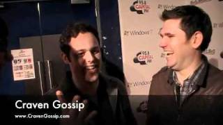 Craven Gossip talks to the stars on the Red Carpet at Capital FMs Jingle Bell Ball