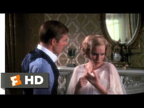 The Great Gatsby (7/9) Movie CLIP - Rich Girls Don't Marry Poor Boys (1974) HD Mp3
