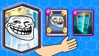 BEST ROYALE GHOST TROLL DECK