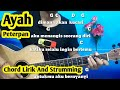 Chord Mudah Ayah - Peterpan By Darmawan GitarTutorial