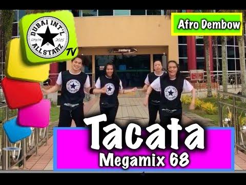 Tacata |Megamix 68| Zumba® | Marwen coronado | Choreography
