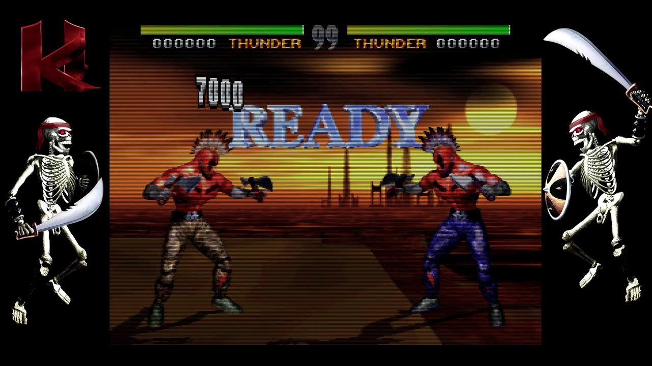 Thunder Master Combo - YouTube