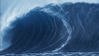 TOP 5 biggest waves in the world HD