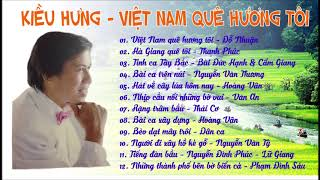 Album: Kiều Hưng - Việt Nam quê hương tôi