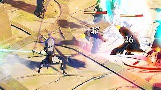 """ONINAKI """"Daemon"""" Gameplay Trailer (2019) PS4 / PC"""