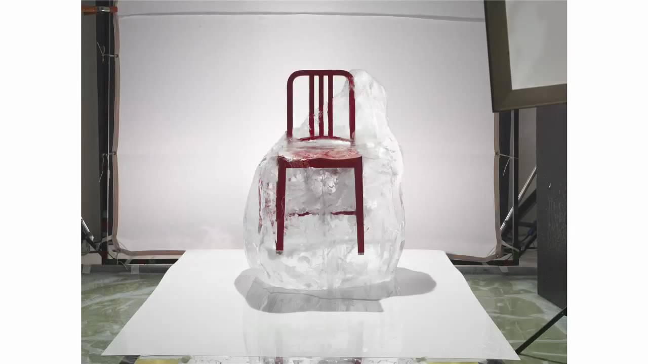 Emeco U0026 Coca Cola   111 Navy Chair   YouTube
