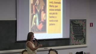 Jesus na Casa de Marta e Maria - Jane Maiolo Jales