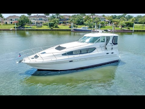 2003 Sea Ray 390 Motor Yacht For Sale By MarineMax Houston, Texas