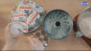 Przepis na: Wielkanocną śmietankową babkę