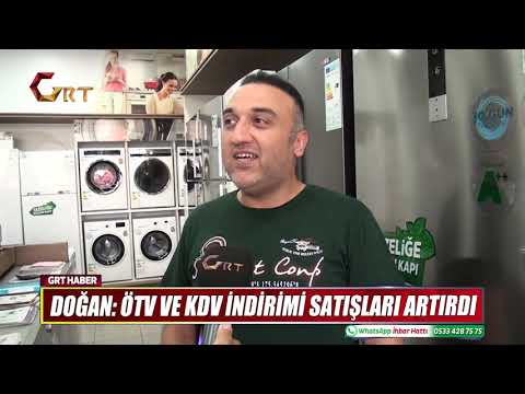 ÖTV VE KDV İNDİRİMİNDE SON FIRSAT