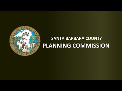 Santa Barbara County Planning Commission Meeting February 24, 2016