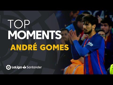 LaLiga Memory: André Gomes