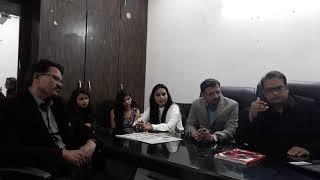 Ajay sharma show|| metro station Pari chowk inauguration and lok Sabha election 2019