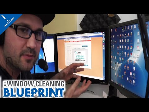 Basic Graphic Design Tips for SIGNAGE & Marketing Window Cleaning Business