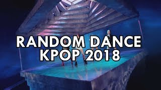 KPOP RANDOM DANCE 2018