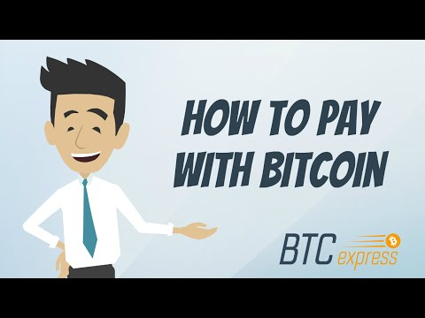 BTCexpress - How To Pay With Bitcoin