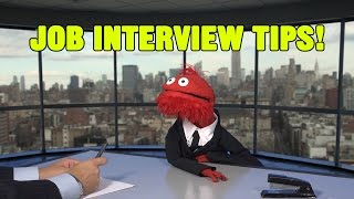 Glove and Boots - Job Interview Tips