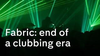 Fabric: nightclub forced to close after drug related deaths
