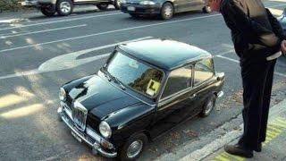 Самый маленький автомобиль(Просто прикольно. Больше никакого применения самому маленькому автомобилю не видно. И даже больше, на такой..., 2015-05-06T14:48:34.000Z)