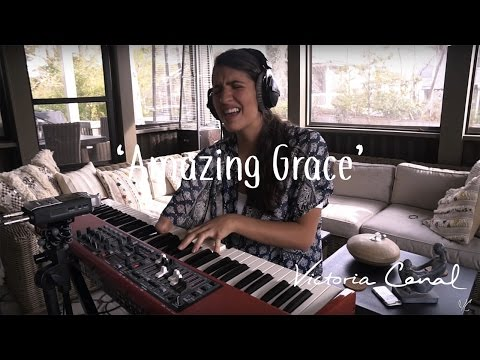Amazing Grace - Gospel  Cover by Victoria Canal