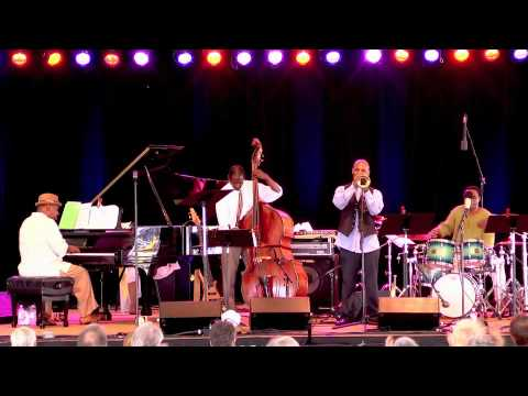 Sojourner Truth Project with Avery Sharpe (excerpt 1) Live at the 2012 Litchfield Jazz Festival