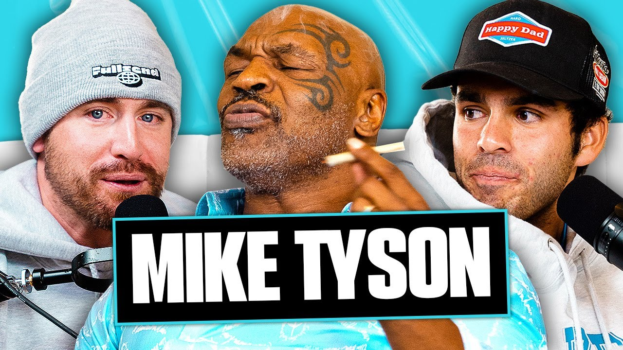 Download Mike Tyson Smokes DMT and Talks About Life   FULL SEND PODCAST