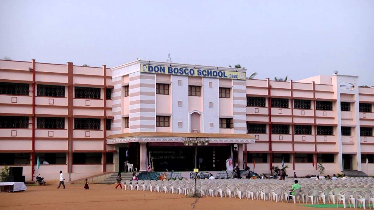 Collège Don Bosco: Don Bosco School Hyderabad Annual Day Celebration Part-3
