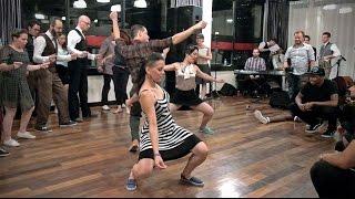 Montreal Swing Riot 2014 - Invitational Battle Part 2 - Swing vs. Street