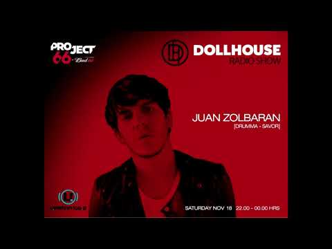 Juan Zolbaran _dollhouse radio show (asuncion)_18_11_2017