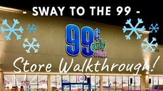 SHOP WITH ME AT 99 CENTS ONLY STORES (GIFTS ON A BUDGET 2019) 99 CENT STORE HAUL
