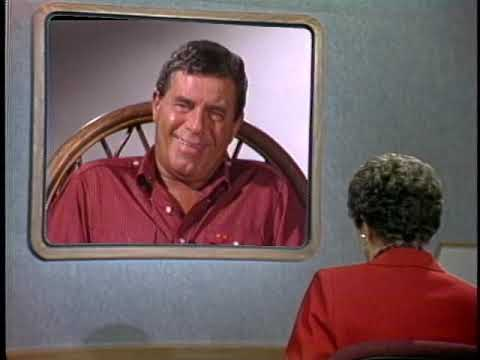 Jerry Lewis (Satellite Interview) - Bobbie Wygant Archive