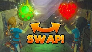 Video How to SWAP Heart Containers/Stamina Gauges! Zelda: Breath of the Wild download MP3, 3GP, MP4, WEBM, AVI, FLV Januari 2018