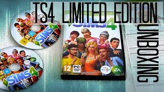 The Sims 4: Limited Edition Unboxing | ForeverSims