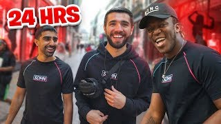 THE SIDEMEN SPEND 24 HOURS IN AMSTERDAM