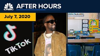 Kanye West And The Other Billionaires Who Received PPP Loans: CNBC After Hours