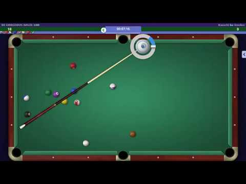 Nill In Straight Pool v7 Gamezer