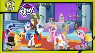 My Little Pony Свадьба в Кантерлоте. Принцесса Каденс Выходит Замуж. Приглашены Все!