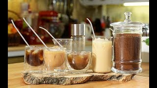 Soğuk Kahve Çeşitleri -  Semen Öner  - Yemek Tarifleri